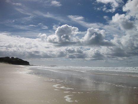 Cylinder Beach, Stradbroke Island