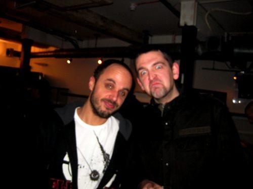 Laurent and Jim aka Om Unit