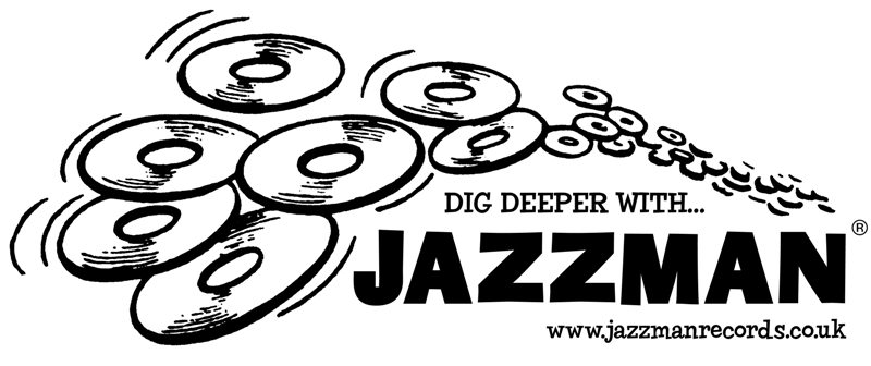 Jazzman Records logo