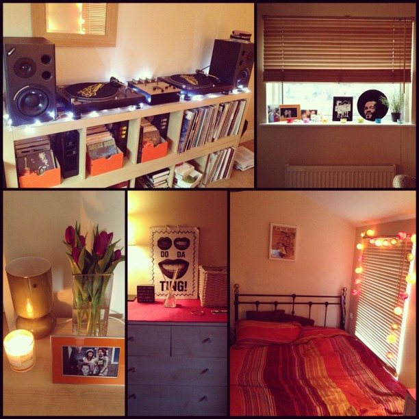 Brockley room