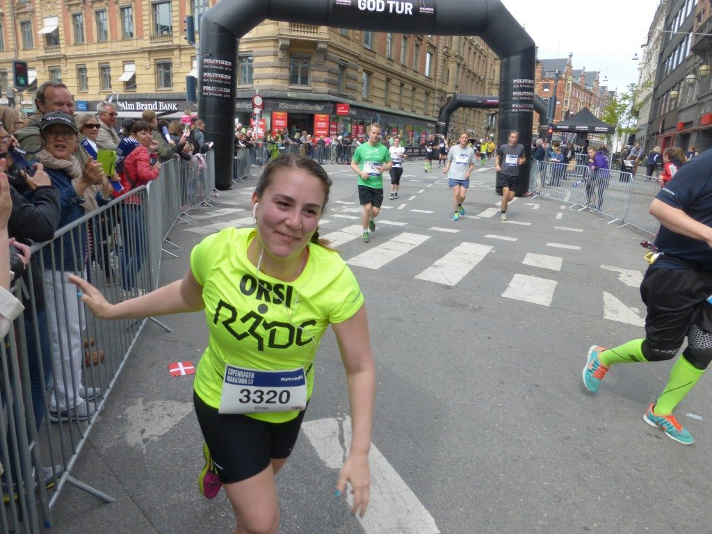 Orsi at 14KM