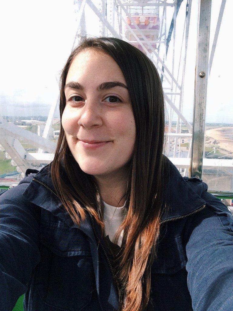 Ferris Wheel Selfie