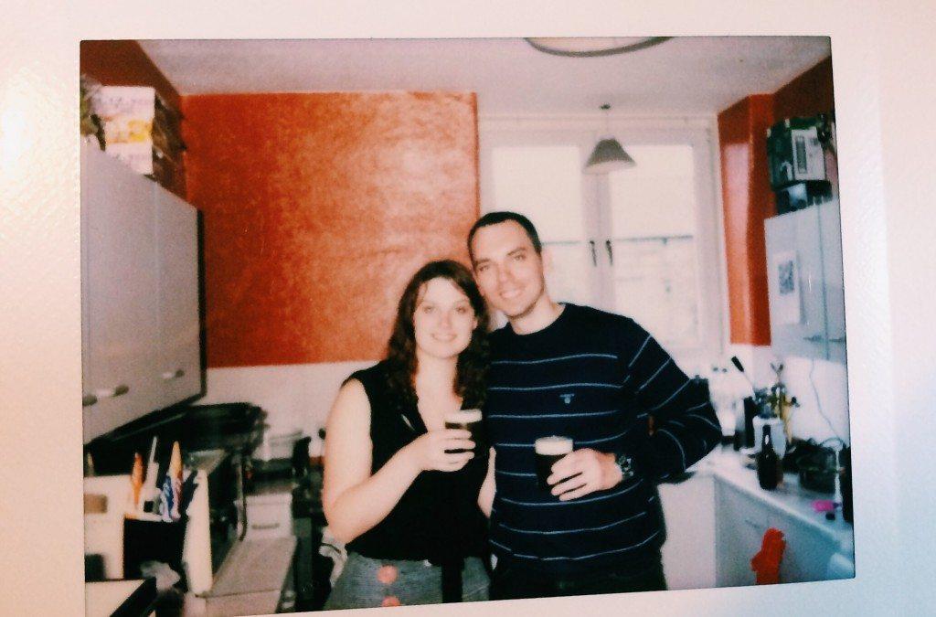 Ina and Martin