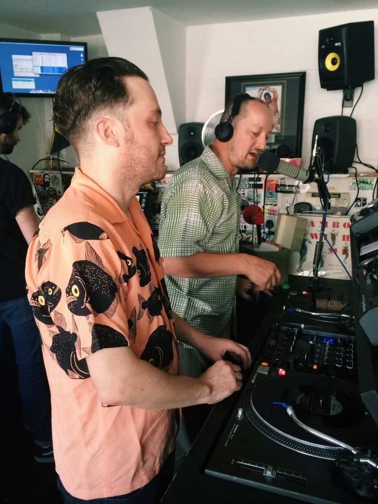 Jazzman Records on NTS with Jazzman Gerald and Liam Large