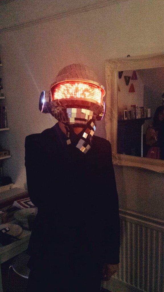 Daft Punk at my bday party!