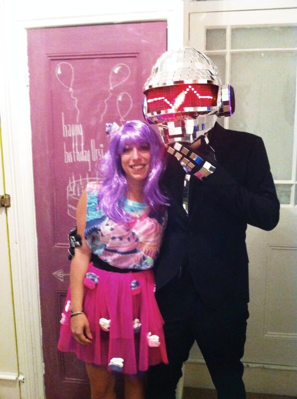Katie Perry & Daft Punk