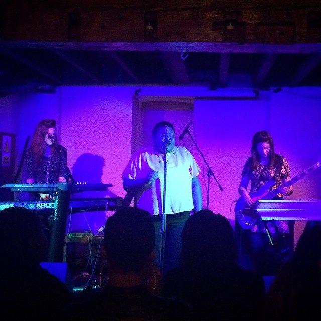 jdanna performing